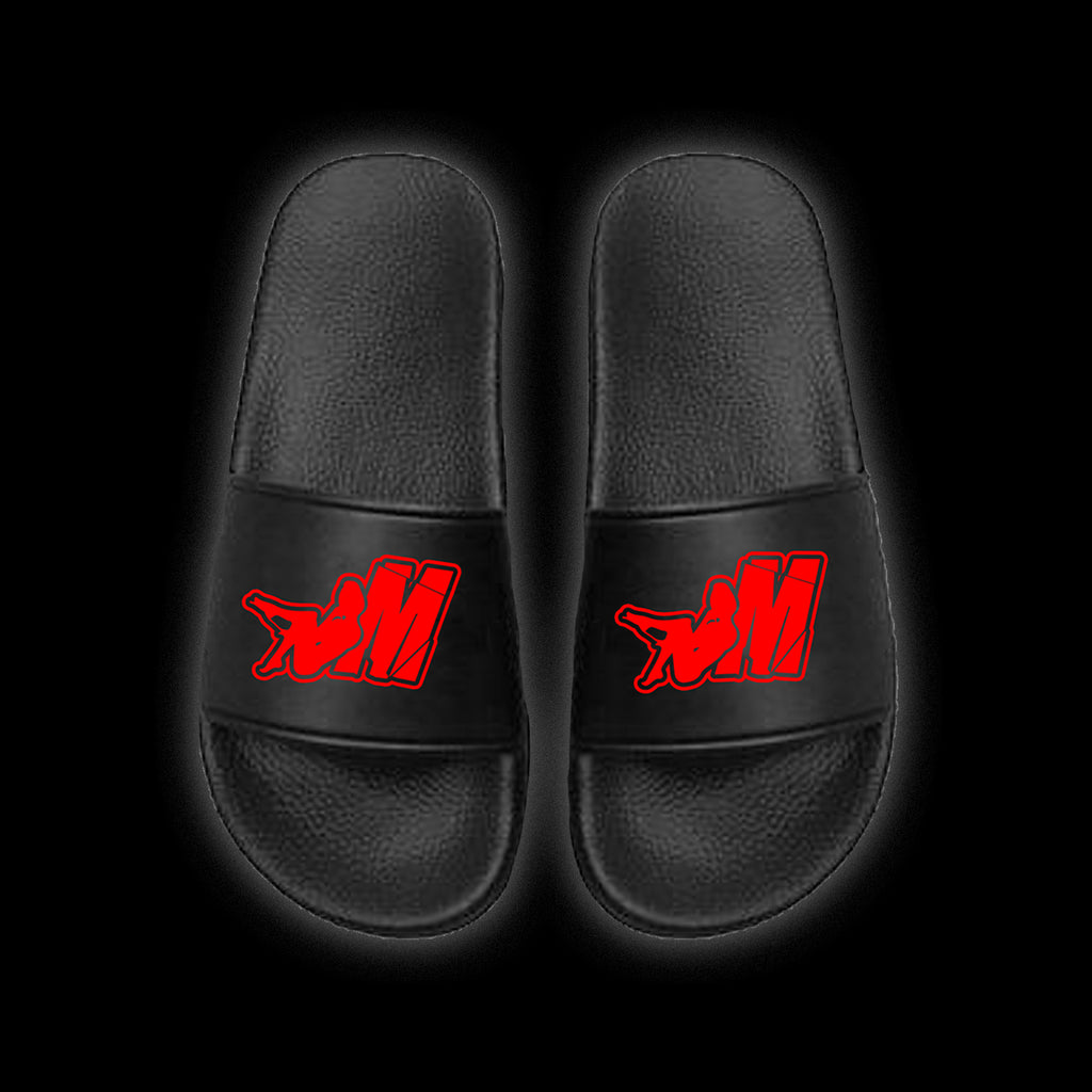 MOZZY - M Logo Slides  + Download