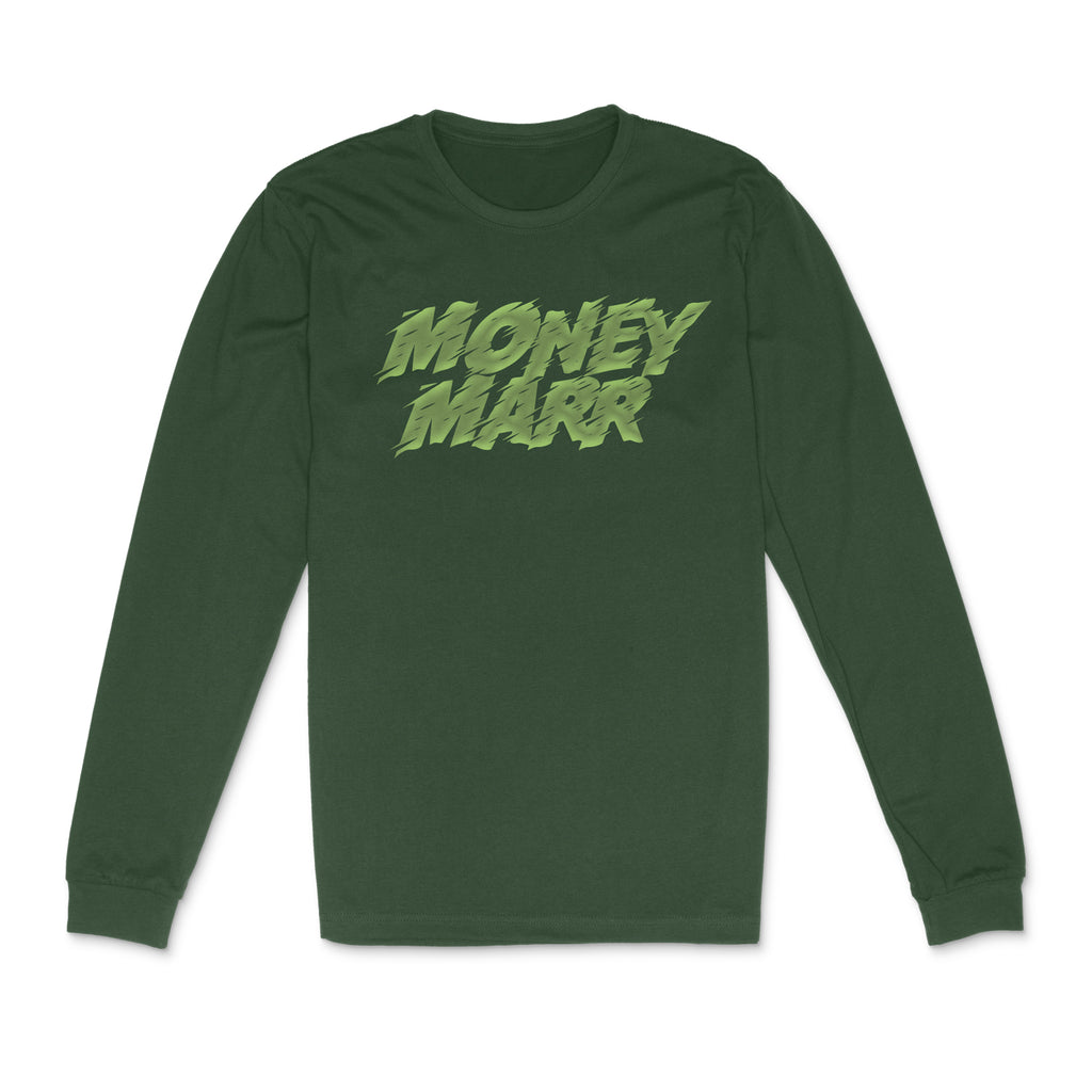 MoneyMarr - Green Long Sleeve (pre-order)