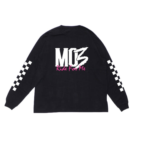 Mo3 - Black Long Sleeve