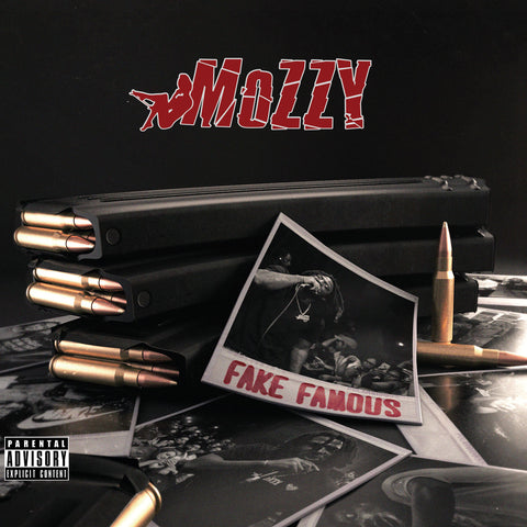 Mozzy - Fake Famous CD