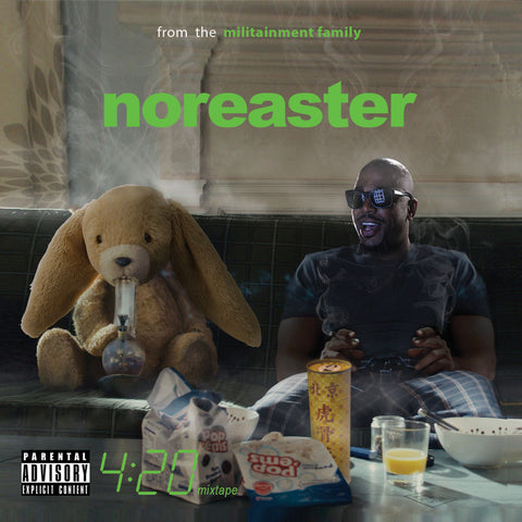 N.O.R.E - NOREaster CD