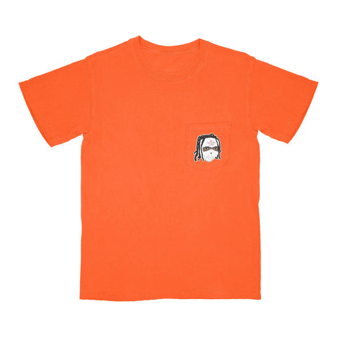 Snap Dogg - Problem Child Orange T-Shirt + Download