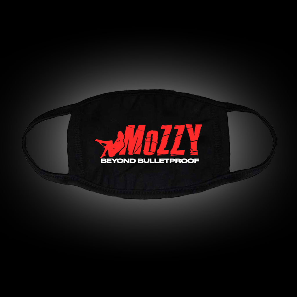 MOZZY - Mozzy OG Logo Face Mask + Download