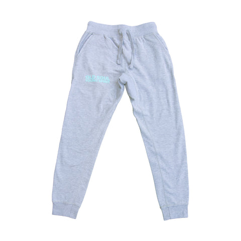 IshDARR - OSYS Joggers (Heather Grey)