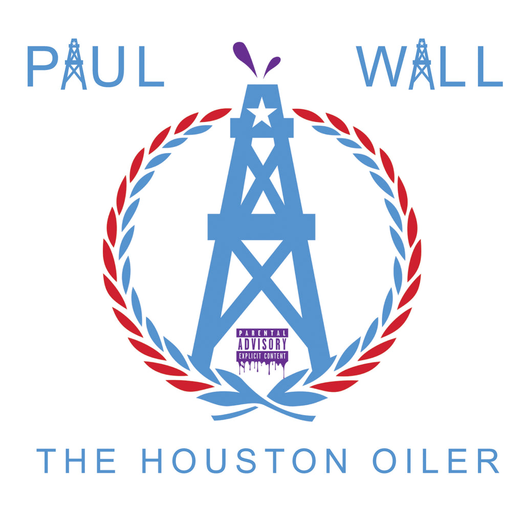 Paul Wall - Houston Oiler CD