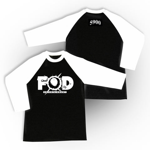 Philthy Rich - FOD Baseball T-Shirt