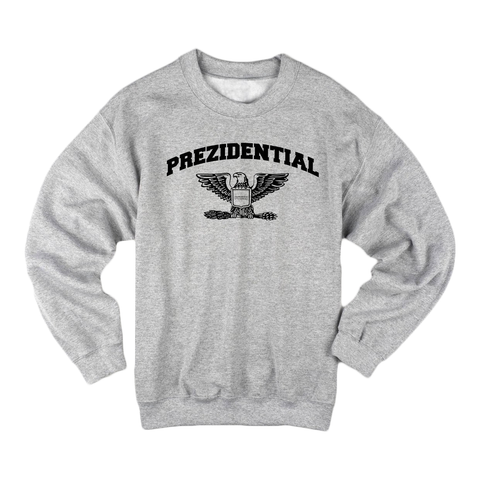 Prezi - Prezidential Crewneck Sweater