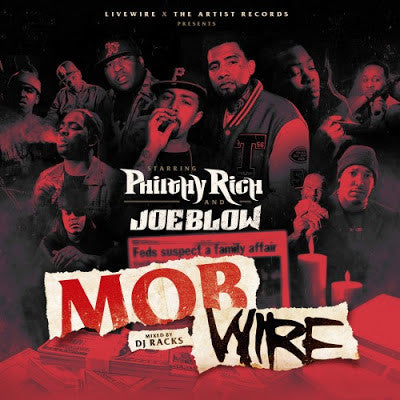 Philthy Rich & Joe Blow - Mobwire CD