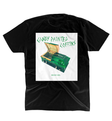 Ricky Hil - Candy Coffin T-Shirt (Black)