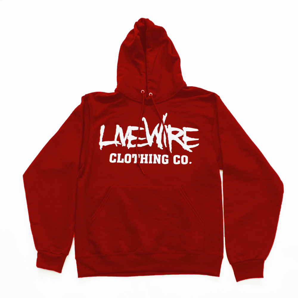 J. Stalin - Livewire Hoody (Red)
