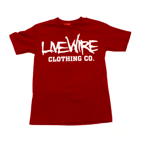 J. Stalin - Livewire T-Shirt (Red)
