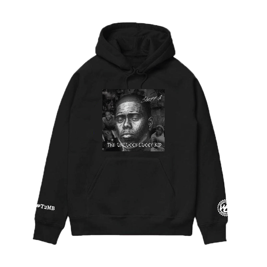 Sheff G- The Unluccy Luccy Kid Hoodie