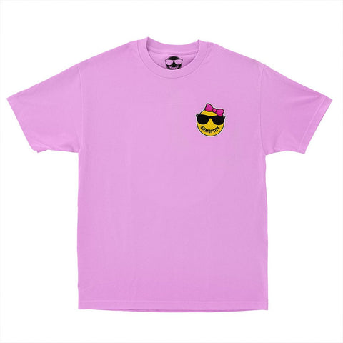 Kool John - ShmopLife Girls Tee (Pink)