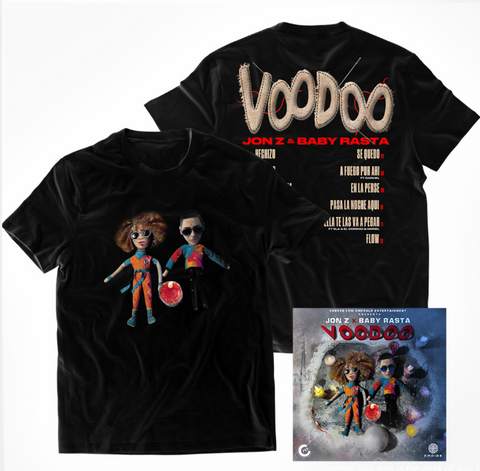 VooDoo Tee + Download Bundle