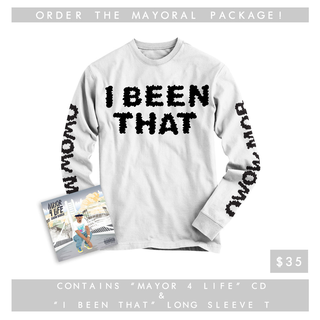 Show Banga - T-Shirt Mayoral Package