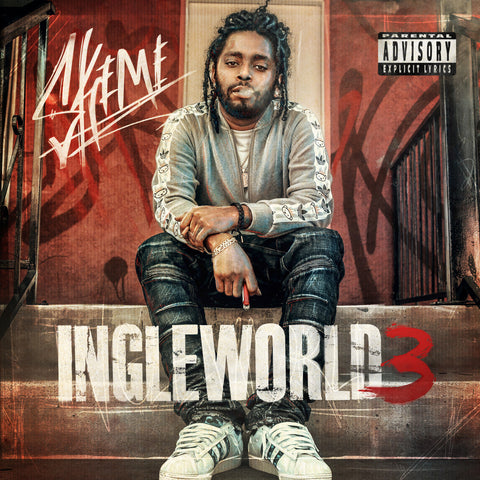 Skeme - Ingleworld 3 (Deluxe CD)