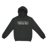 Yhung T.O. - Thugged Out Charcoal Hoodie