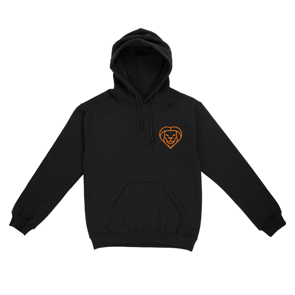 Zion Foster - Lion's Den Black Hoodie (Pre-order) + download
