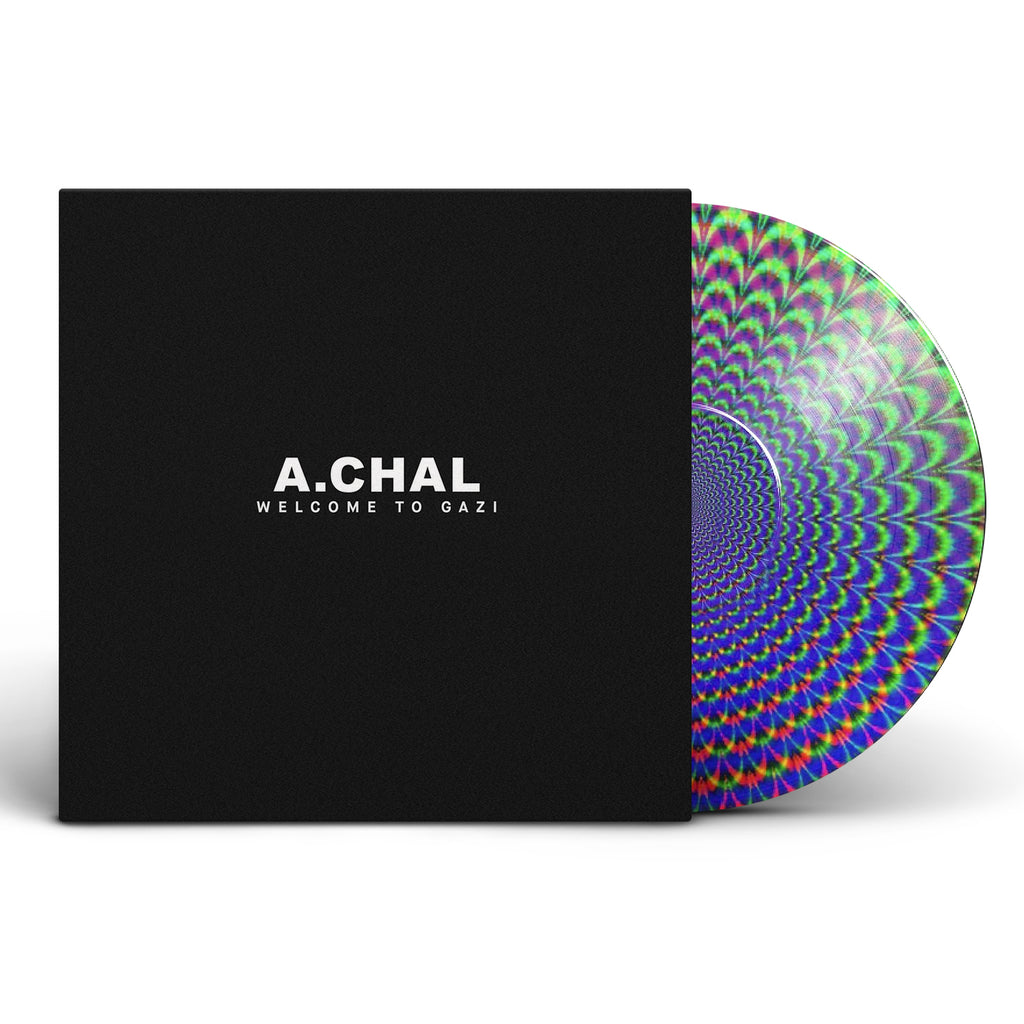 A.CHAL - Welcome to GAZI (Vinyl)