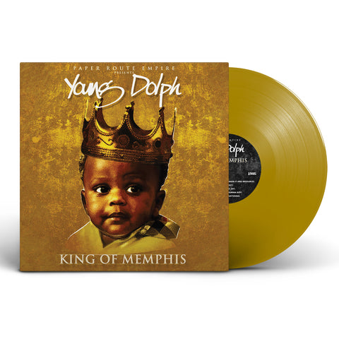 Young Dolph - King Of Memphis (Vinyl)