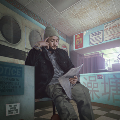 J Boog - Wash House Ting CD