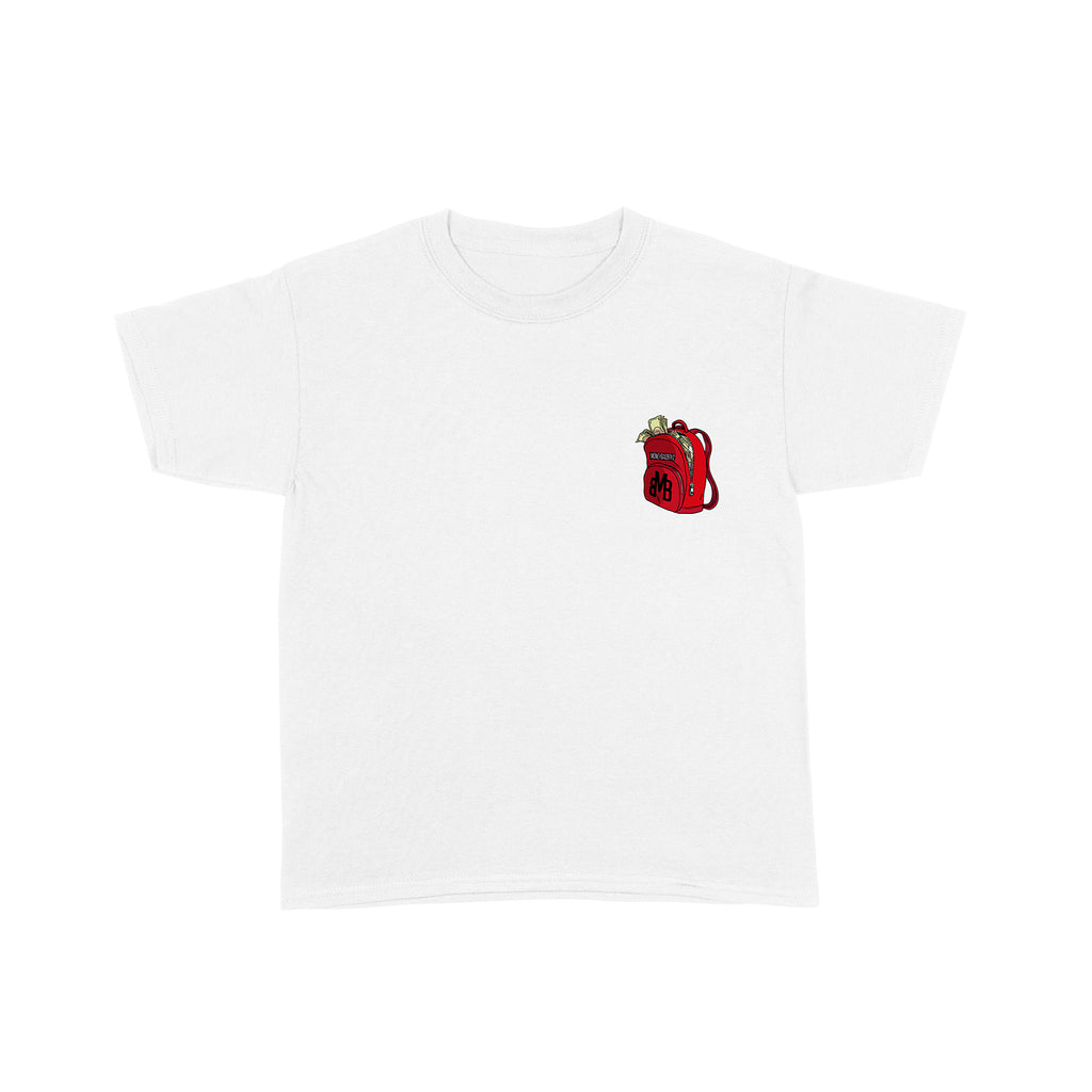 TRAV - Nothing Happens Overnight Bundle: White Tee + Download