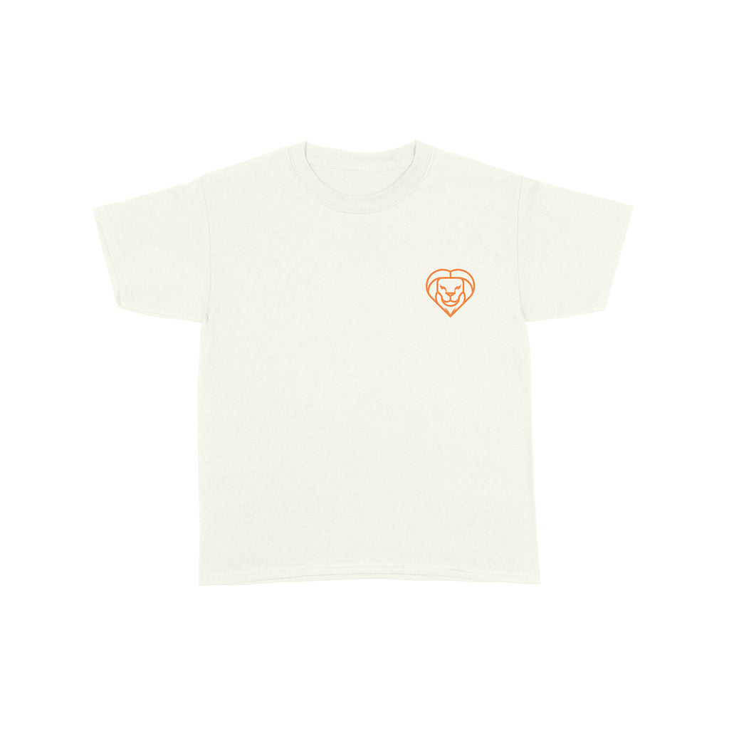 Zion Foster - Lion's Den Off-White Tee + download