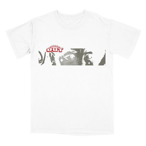 Yhung T.O. - Thugged Out Eyes White T-Shirt