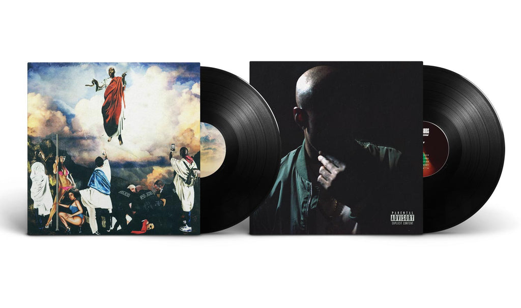 [PRE-ORDER] Freddie Gibbs - You Only Live 2wice + Shadow of a Doubt Bundle