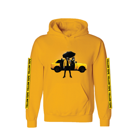 Key Glock - YT- Yellow-Gold Hoodie (Pre-Order) + Download