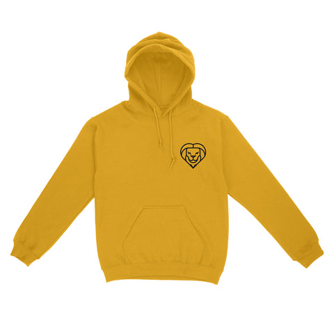 Zion Foster - Lion's Den Gold Hoodie + download
