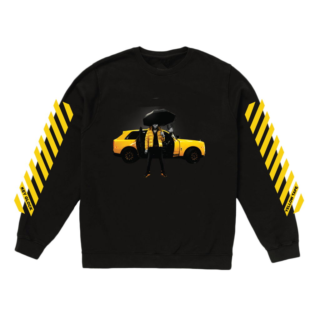 Key Glock - YT- Long Sleeve + Download
