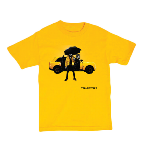 Key Glock - YT- Yellow-Gold T-Shirt (Pre-Order) + Download