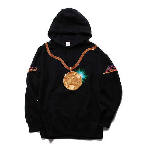 Free Nationals - Medallion Hoodie + Digital DL [PRE-ORDER]