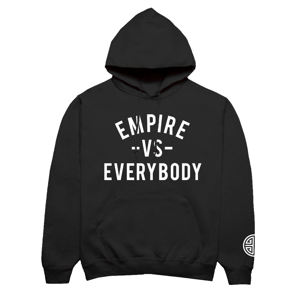 EMPIRE vs EVERYBODY Hoodie (Black)
