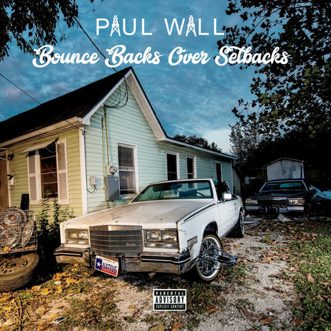 Paul Wall - Bounce Backs Over Setbacks (CD)