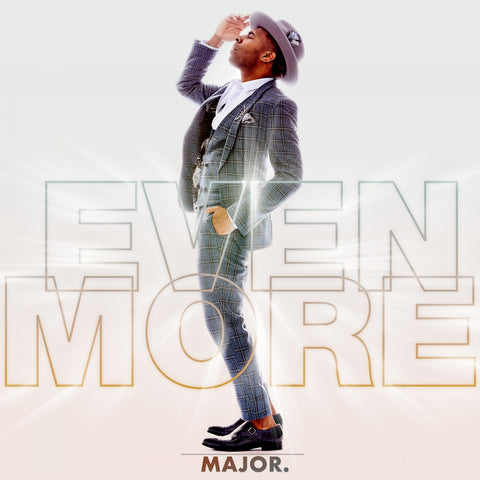MAJOR. - Even More (CD)