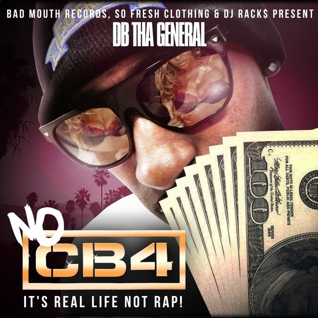 DB Tha General - No CB4 CD