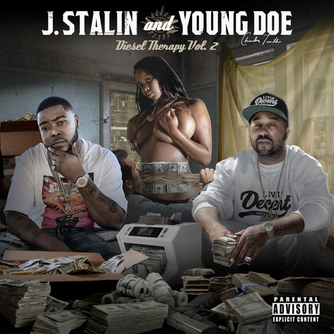 J. Stalin & Young Doe - Diesel Therapy 2 (CD)