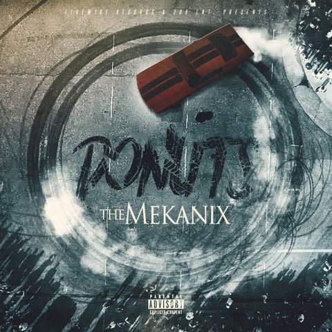 The Mekanix - Donuts (CD)