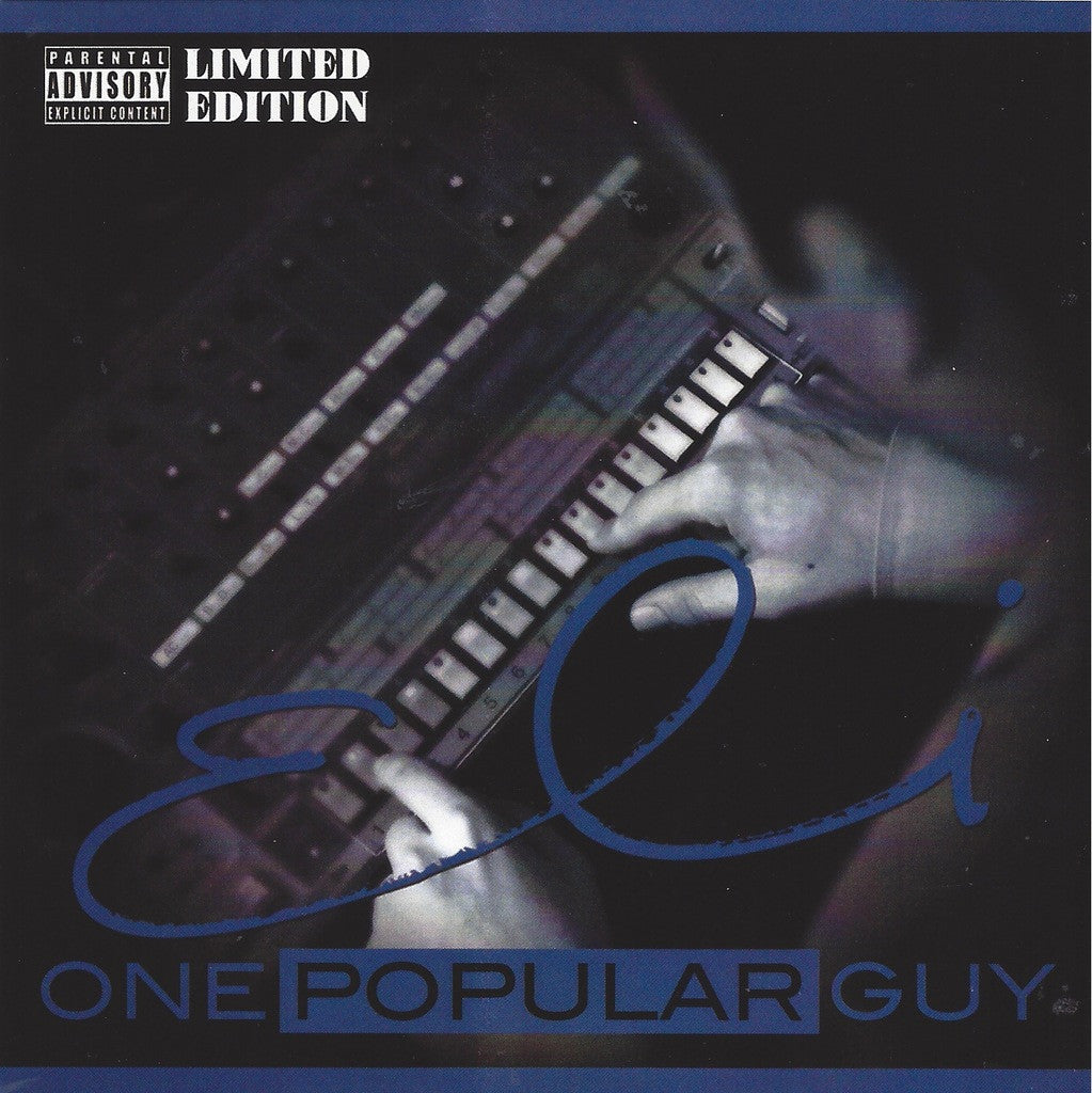 Eli - One Popular Guy CD