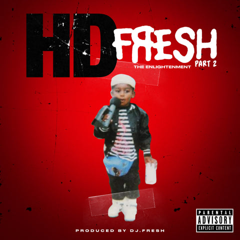 HD & DJ Fresh - Fresh, Pt2: Enlightenment (CD)