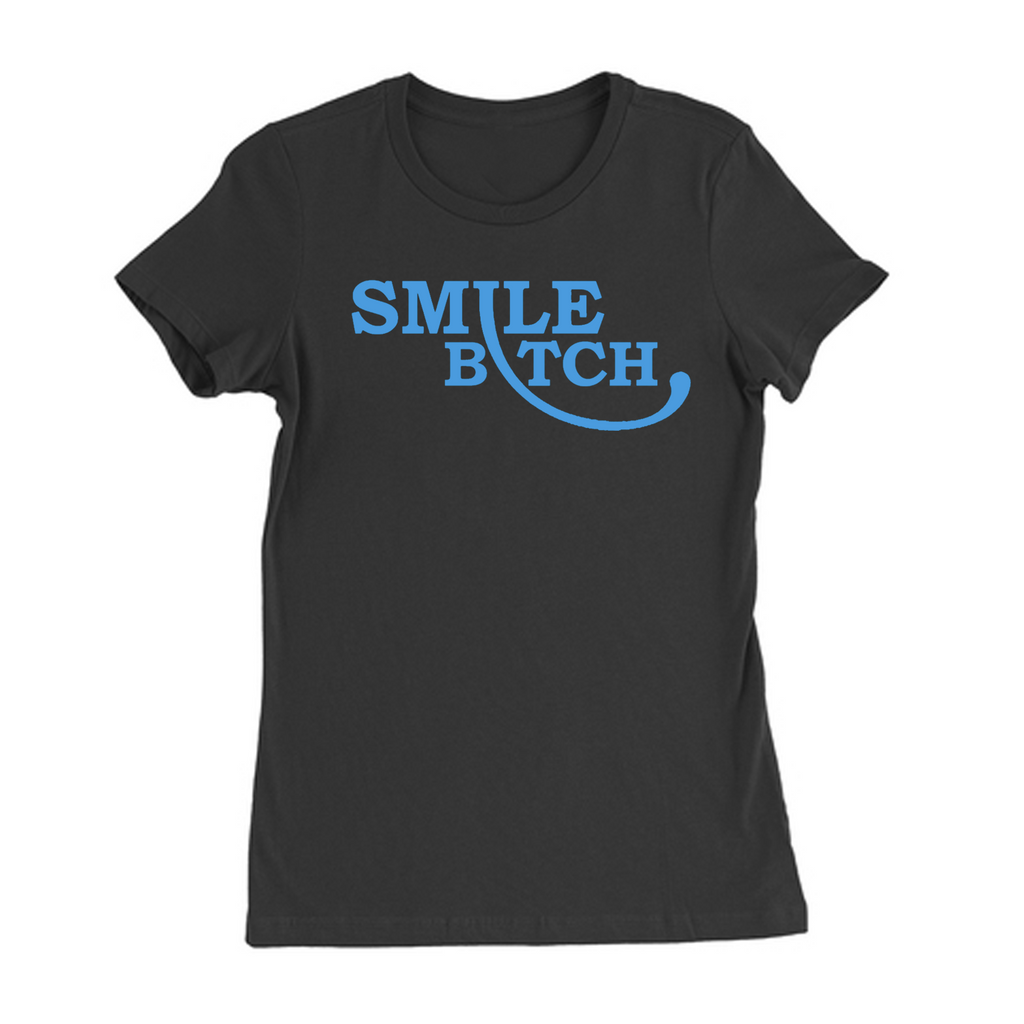 Lil Duval - Smile Wmns T-Shirt (Black)