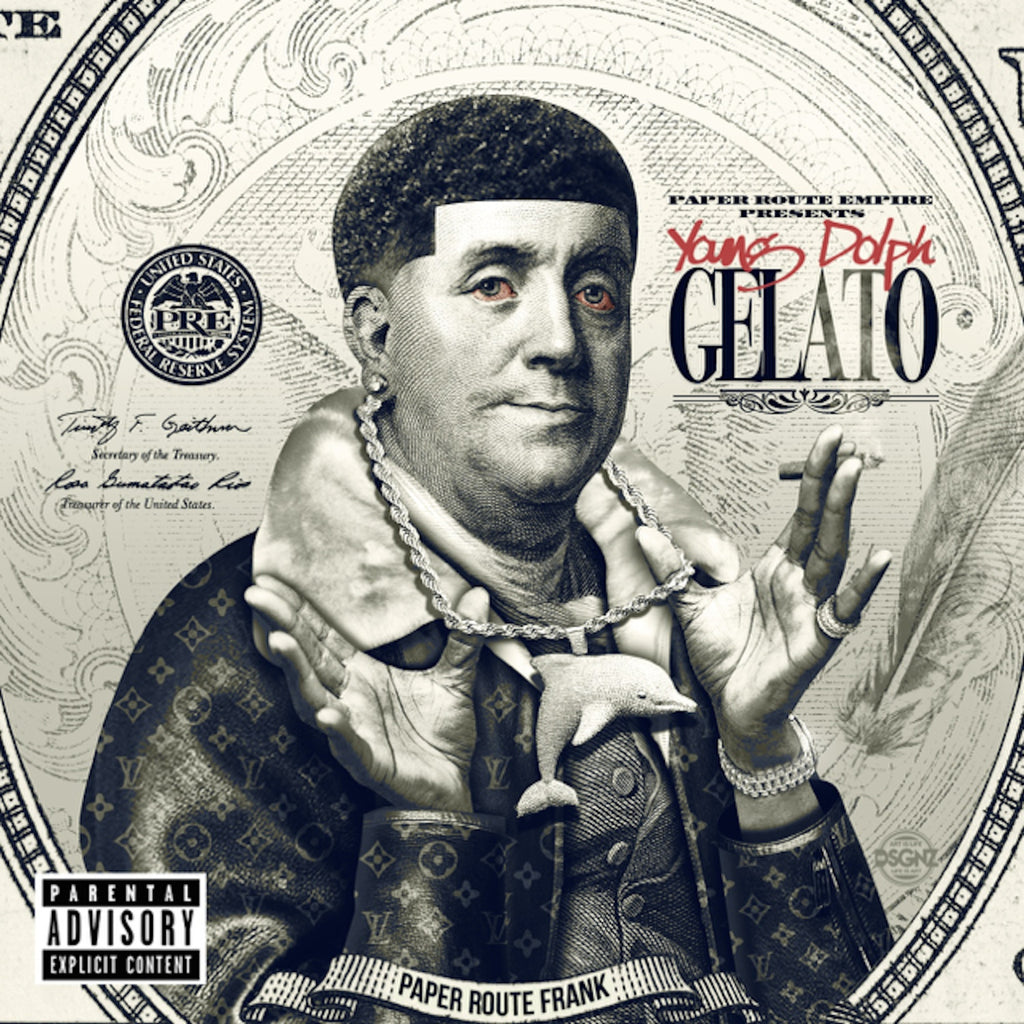 Young Dolph - Gelato CD