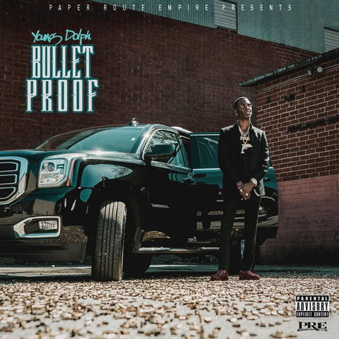 Young Dolph - Bulletproof (CD)