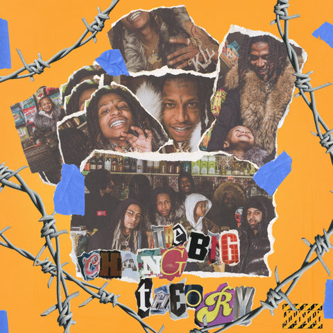Nef The Pharaoh - Big Chang Theory (CD)
