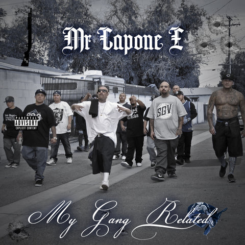 Mr. Capon-E - My Gang Related (CD)