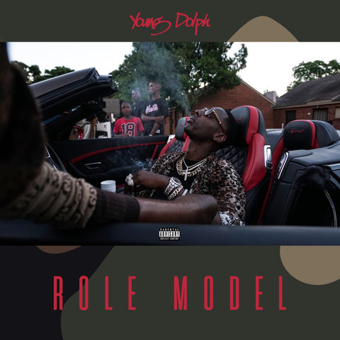 Young Dolph - Role Model (CD)