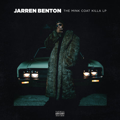 Jarren Benton - The Mink Coat Killa LP (CD)