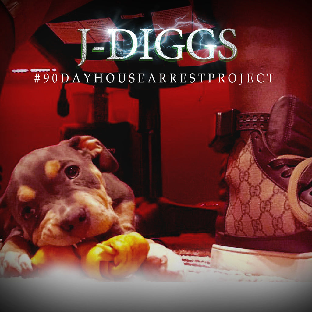 J-Diggs - #90DayHouseArrestProject